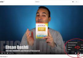 Jak zapnout titulky u videa