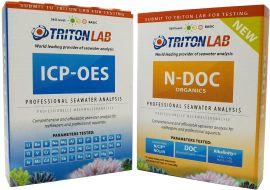 Zasílání vzorků ICP a N-DOC společně