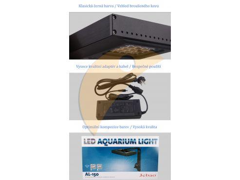 Jebao AL LED info