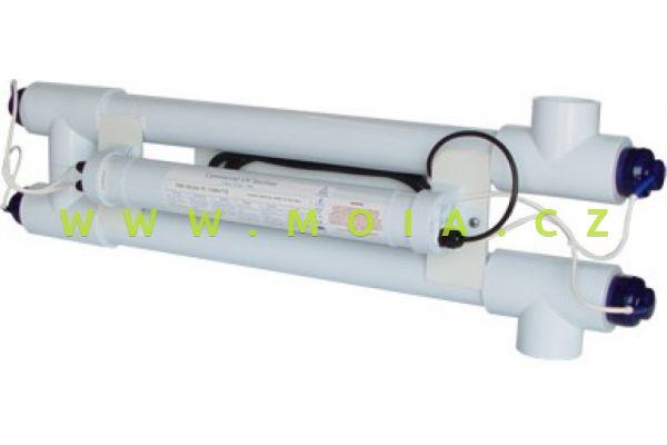 Zakázkový UV sterilizér TMC Ultra Marine 2× UV55