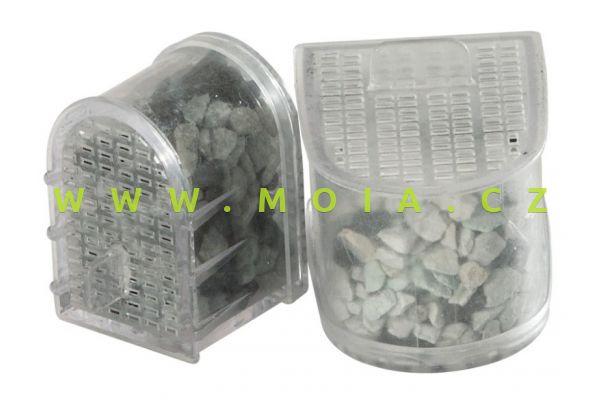 Kazety 2ks Diamante+ (aktivní uhlí+zeolit) pro filtry Cobra Mini & 75