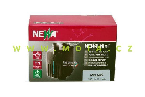 Čerpadlo MN606 NEWA MINI-JET, 310-570 l/h – 0,97 m, 5 W