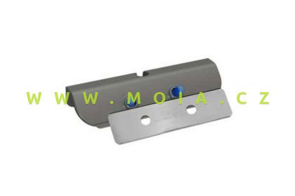 TUNZE® 0220.154 - sada náhradní plastová a nerezová čepel 86 mm pro Care Magnet