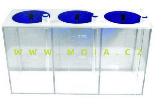 Zásobník EASI-Dose na média pro dávkovací čerpadla – 4,5 l (3x1,5l)