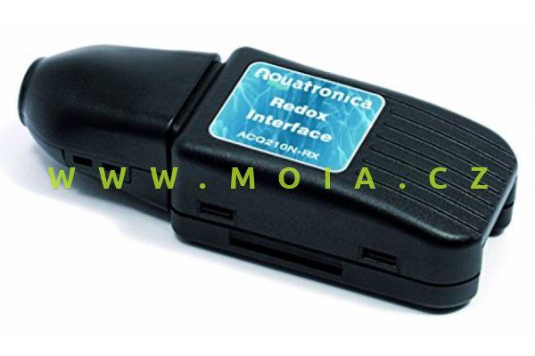 Propojení ACQ210N-RX pro sondu redoxu (ORP) INTERFACE + USB Cable