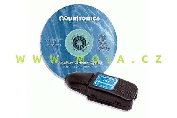 Propojení ACQ222 pro ACQ115 na PC