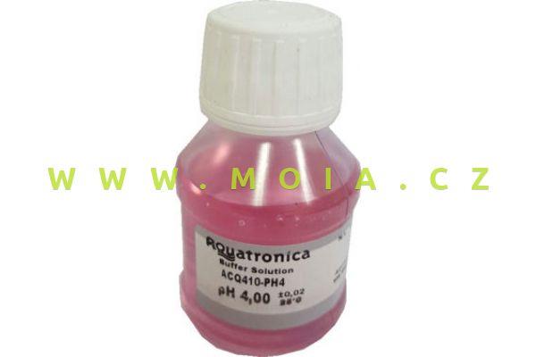 Kalibrační kapalina Aquatronica pH 4,0 pro pH sondy
