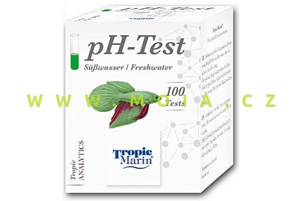 Testy TM® - pH sladkovodní