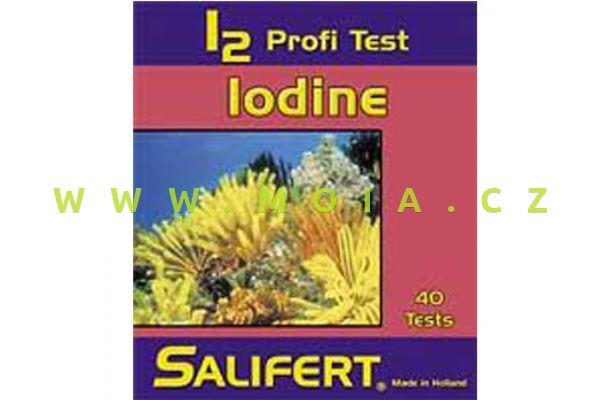 Testy Salifert - Iodine Profi-Test