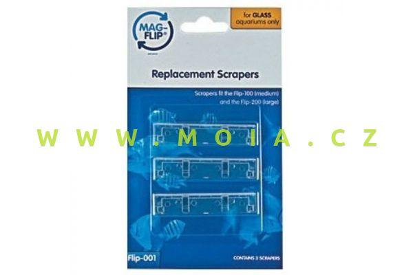 Náhradní břity pro MAG-FLIP® scraper