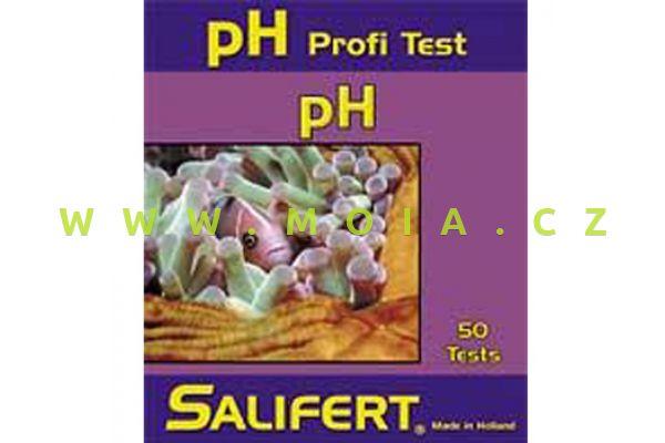 Testy Salifert - pH Profi-Test