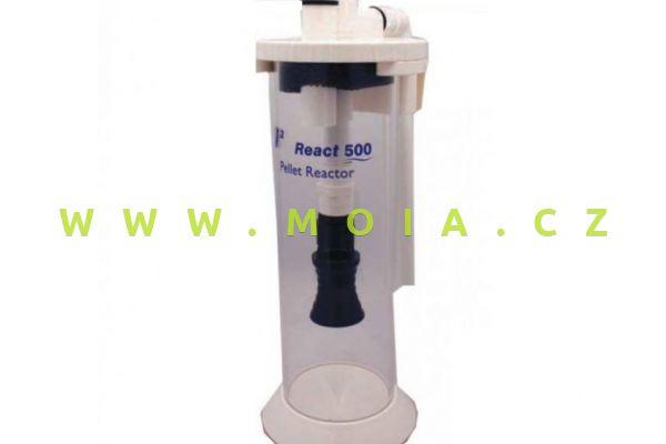 Fluidní reaktor na bio pelety TMC V2Bio React 500