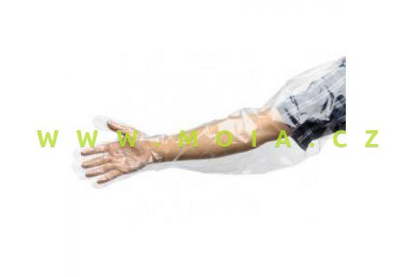 Ochranné rukavice 90 cm / 10 ks