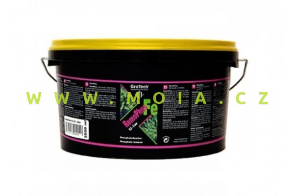 """Odstraňovač fosfátu a silikátu """"RemoPhos FE"""" 2–4 mm, 3500 ml"""