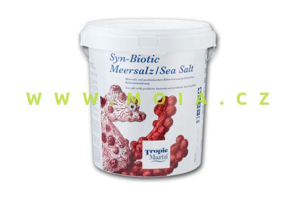 Mořská sůl TM SYN-BIOTIC SeaSalt, 10kg - 300 l, kbelík