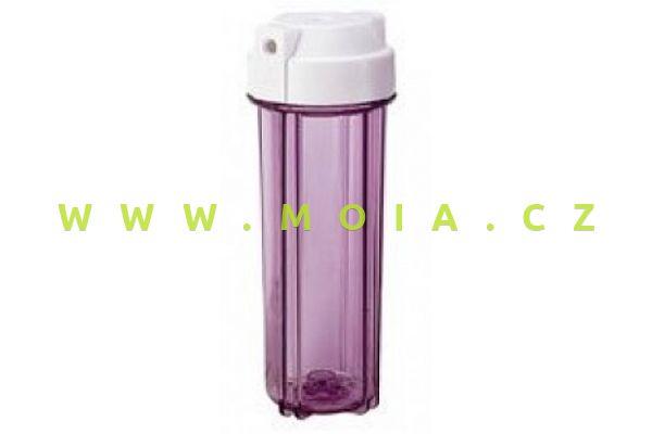 """Filtrační nádoba 10"""" transparentní pro reverzní osmózy"""