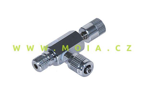 MOIA-CO2-jehlový ventil