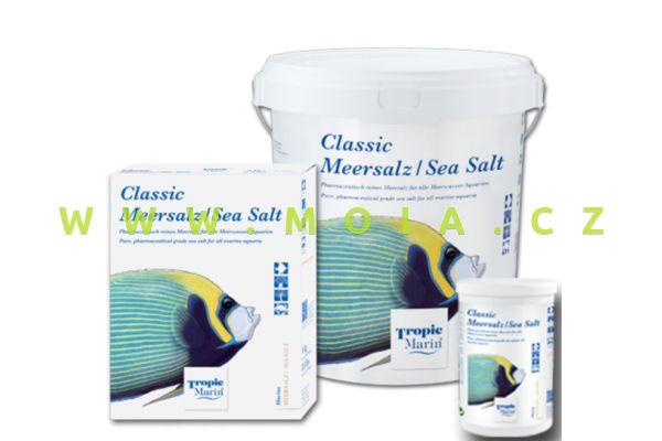 Mořská sůl TM® Seasalt Classic 4kg - 120 l
