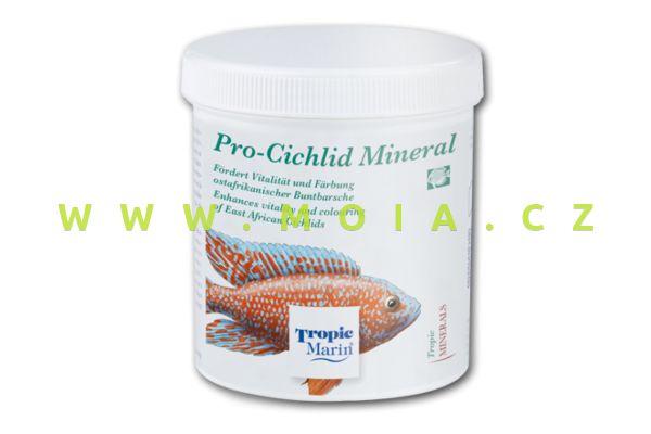 TROPIC MARIN® PRO-CICHLID MINERAL, Malawi-Tanganika sůl, 600 g