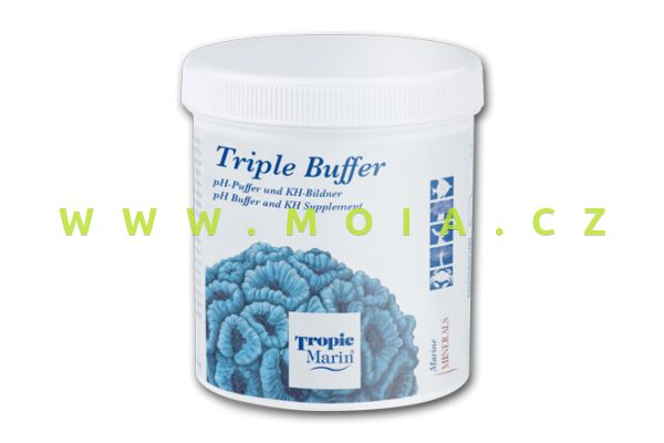 TM® TRIPLE-BUFFER pro nastavení pH 8.3 a navýšení kH, 250g