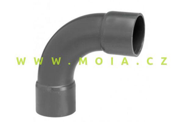 PVC oblouk 90° 16 x 16