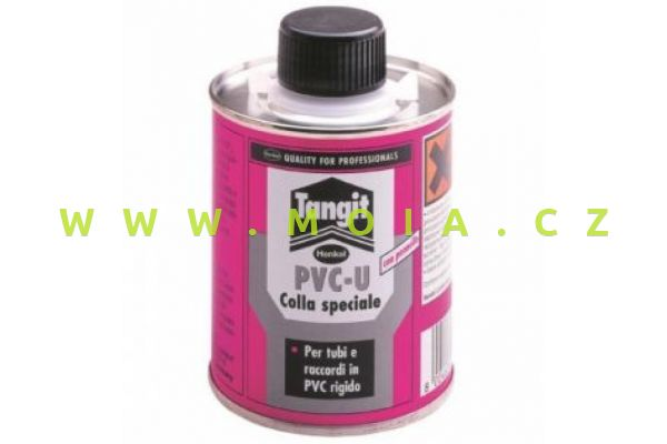 Lepidlo na PVC Tangit, 250 ml
