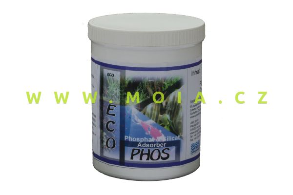 "Odstraňovač fosfátu a silikátu ""EcoPhos"" fresh, 1000 ml"