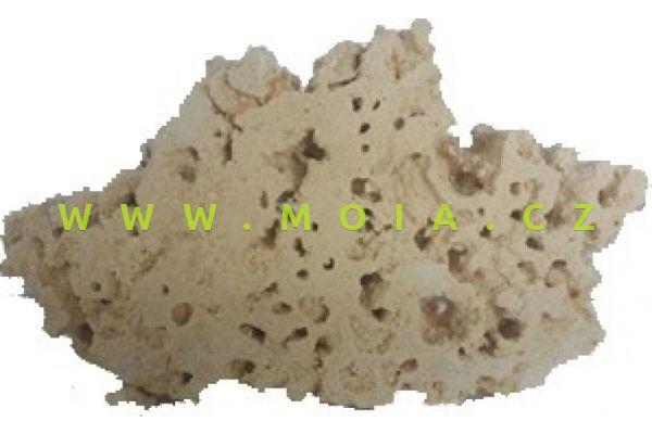 Relief Rock - korálové kameny na pozadí akvárií oboustranně řezány - karton 10kg, cena/k