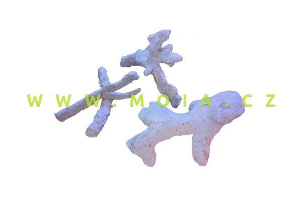 Kameny rifové - větve do 30-ti cm, cena/kg