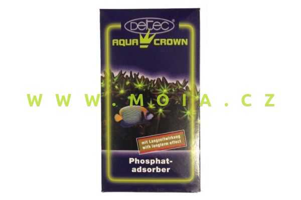 Odstraňovač fosfátu a silikátu Aqua Crown Phosphatadsorber 500ml