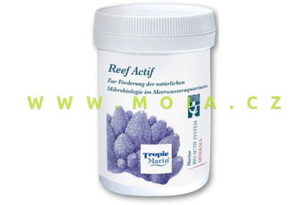 TM® Reef Actif 60 g, Bio-polymery pro zvýšení vitality a barevnosti korálů a zév