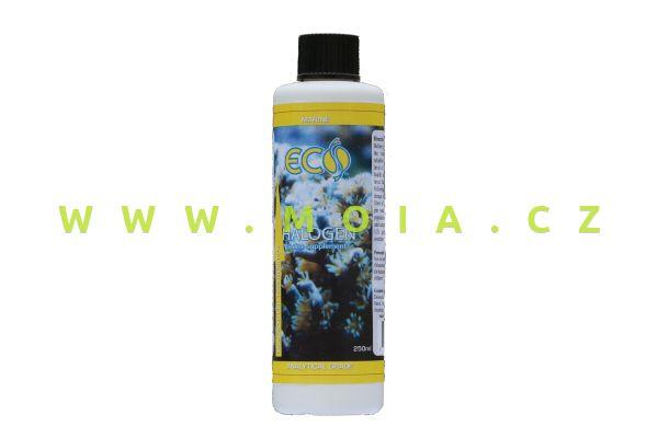 Eco Halogene 250ml - stopové prvky z řady halogenů -fluor, jód, brom aj.