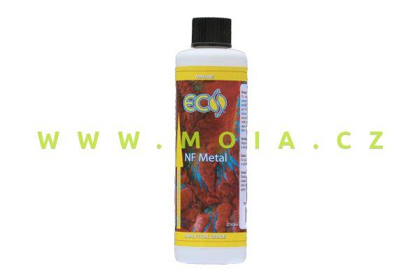 Eco NF Metall 250ml - koncentrát stopových prvků Mn, Zn, Ni, Co  aj.