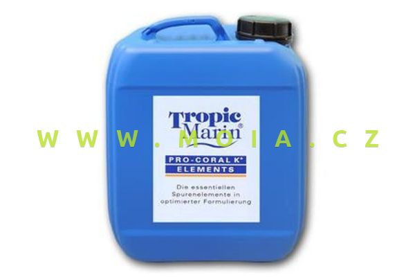 TROPIC MARIN® PRO-CORAL K+ ELEMENTS 5000 ml