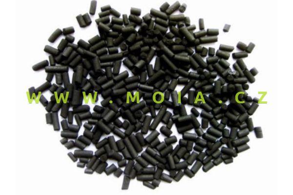 Aktivní uhlí 25kg (50l)