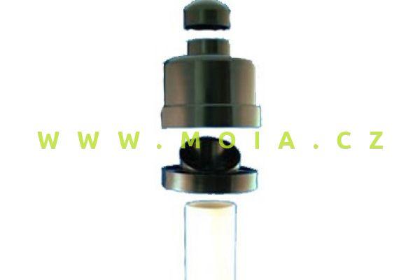Hlava tlumící hluk určená pro přepadové trubky 40/50mm
