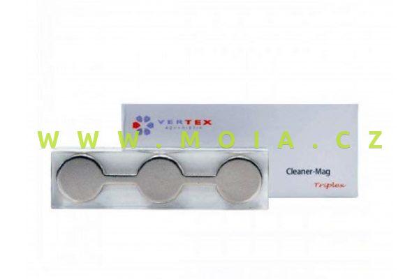 """Magnet čistící """"Cleaner-Mag Triplex"""" na čištění skel tloušťky do 12 mm"""