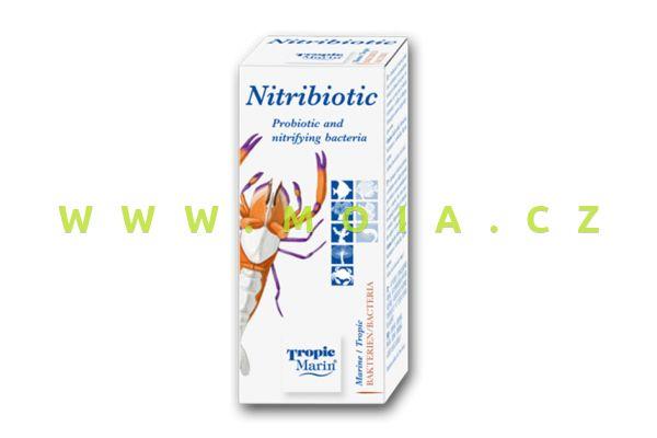 TM® NITRIBIOTIC probiotické a nitrifikační bakterie - nastartování biologie, 50 ml