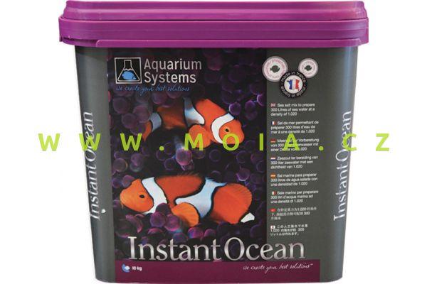 Mořská sůl AQUARIUM SYSTEMS INSTANT OCEAN 10 kg – 300 l