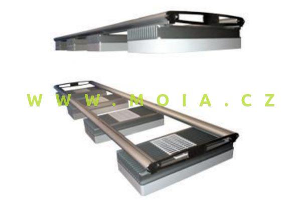 Závěsný rám dvoukolejnicový 152cm pro LED osvětlení  AI Hydra 64 HD