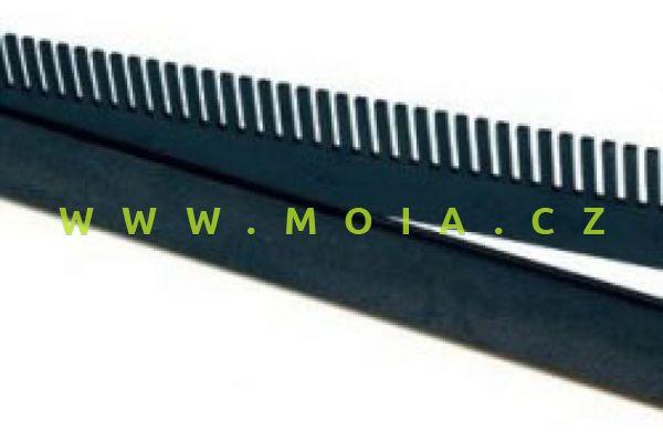 Přepadový hřeben 100cm, standart 100/4,3/0,35