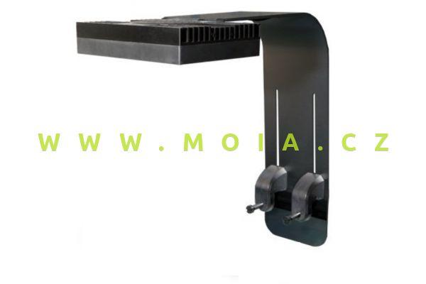 Konzola AI - designový štíhlý držák pro osvětlení Hydra 26 HD a 52HD, 50cm, č 50cm, černá