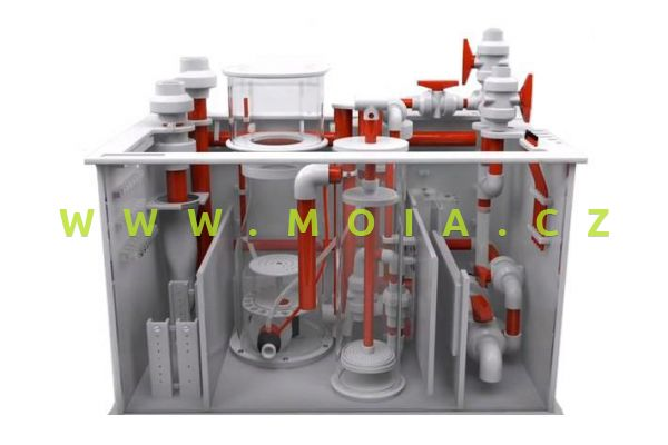 Filtrační systém I-Supra C+ / Omega 180i