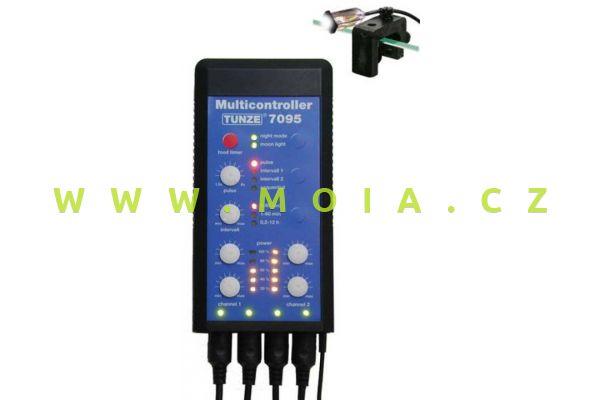 Počítač akvarijní - Multicontroller 7095 - regulace proud. čerpadel TUNZE