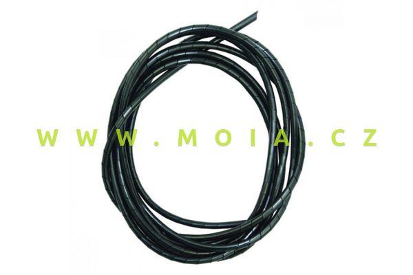 Spirálový obal kabelu