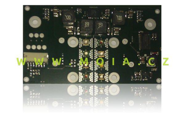 Přídavný modul UV semi UV/3 diodes per pad/Peeks 410nm