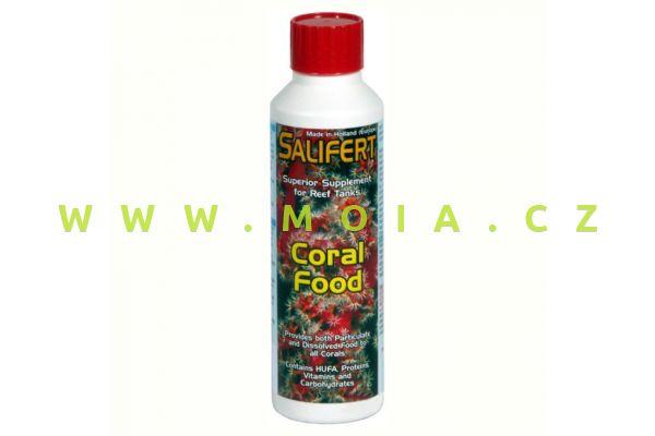 Salifert Coral Food (liquid), 250 ml – vynikající krmení pro korály