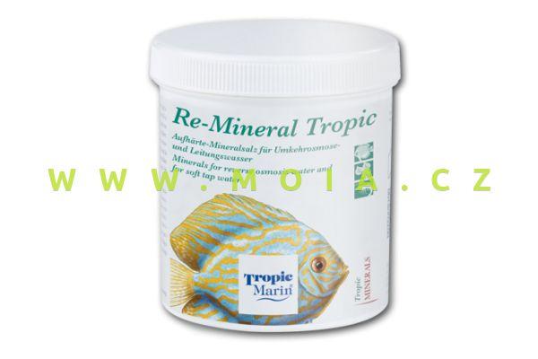 TROPIC MARIN® RE-MINERAL TROPIC 200 g (pro sladkou vodu)