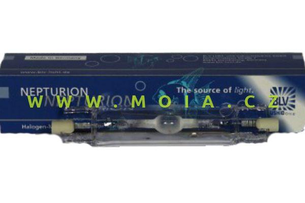 Výbojka HQI BLV Nepturion  – HIT-DE 150W CW 10000K RX7s-24