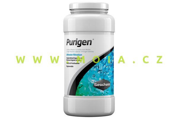 Seachem Purigen - filtrace mořských i sladkov. akvárií, 250ml